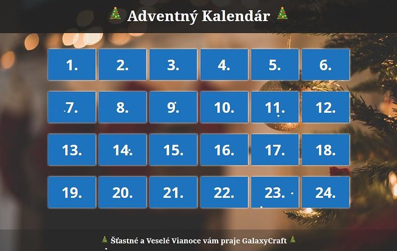🎁 Advent 🎁 | December 2020